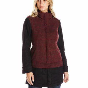 prAna Women's Medium Redberry Caprise Jacket